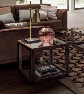 Camel Group Elite Day Square Lamp Table
