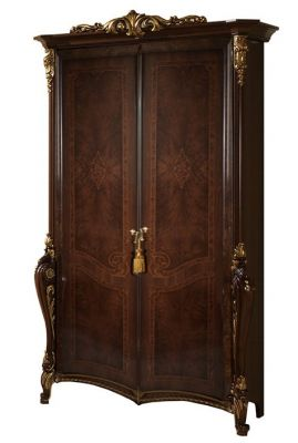 Arredoclassic Donatello 2 Door Wardrobe