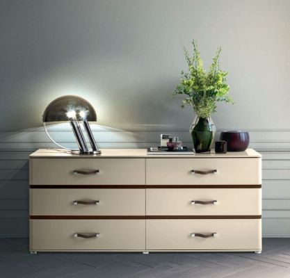 Camel Altea Night  dresser With  drawers