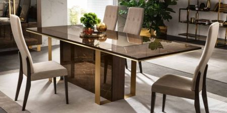 Arredoclassic Adora Essenza Dining Table with 2 Extensions