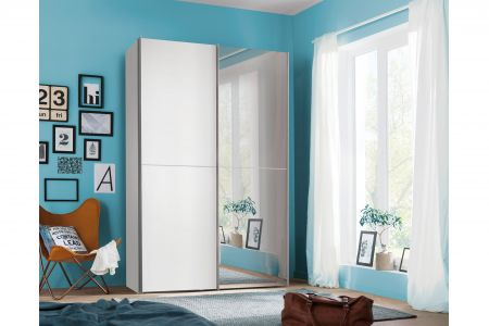Express Mobel ONE 310 Sliding Wardrobe With Decor