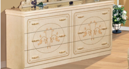 Saltarelli Florence Ivory Double Dresser