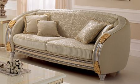 Arredoclassic Liberty 3 Seater Sofa