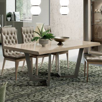 Camel Group Elite Sabbia Dining Table
