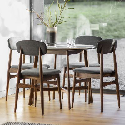 Barcelona Dining Table Round