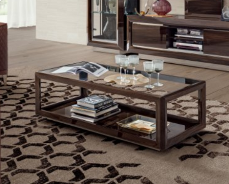 Camel Group Elite Day Rectangular Coffee Table