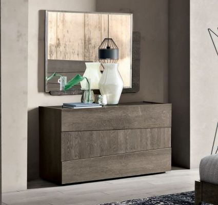Camel Tekno Night Single dresser with 3 drawers