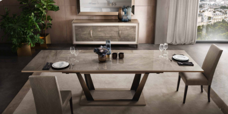 Arredoclassic Ambra Extending Dining Table
