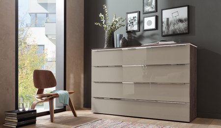 Nolte Alegro Style Chest Of Drawers