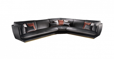 Arredoclassic Adora Allure Corner Sofa with Arm