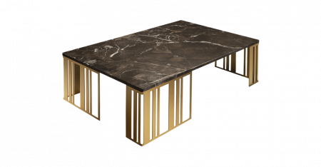 Arredoclassic Adora Atmosfera Coffee Table with Marble top