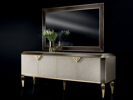 Adora Arredoclassic Diamante 4 Door Buffet
