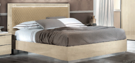 Camel Group Platinum Sabbia Letto Rombi Bed Frame