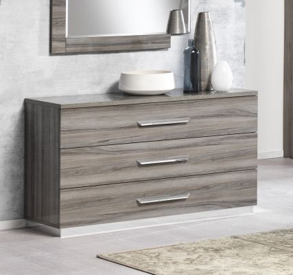 San Martino Beverly High Gloss Dressing Table