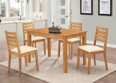 Boston Set With 4 Chairs