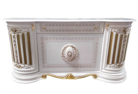 Ben Company Betty White Gold 4 Door Buffet
