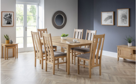 JULIAN BOWEN COTSWOLD EXTENDING DINING TABLE