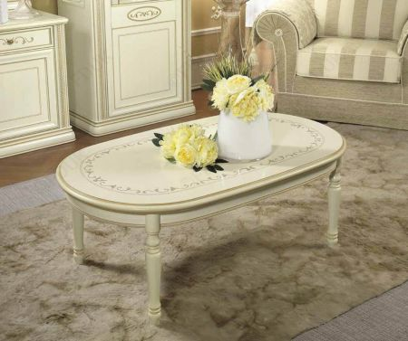 Camel Group Siena Ivory Coffee Table