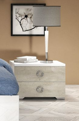 San Martino Chantal Bedside Table