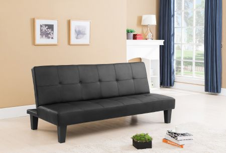 Comfy Sofa Bed With Cup Holder