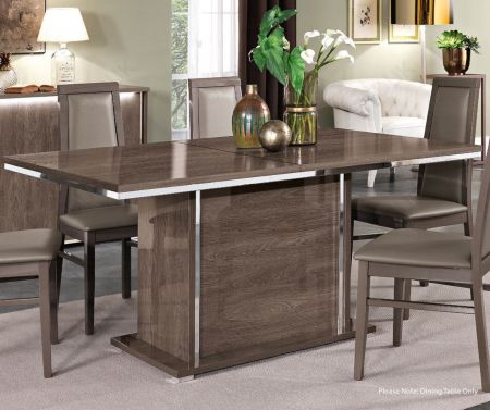 MCS Dover Brown Dining Table.