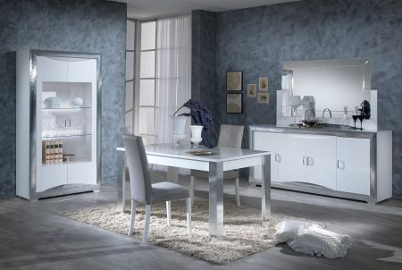 San Martino Dolcevita Rectangular Dining Table with 4 Chairs