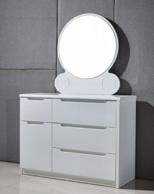 Rugby High Gloss Dressing Table