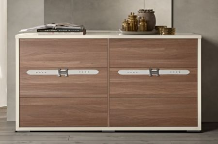 Status Evolution H Double Dresser (with soft closing drawers)