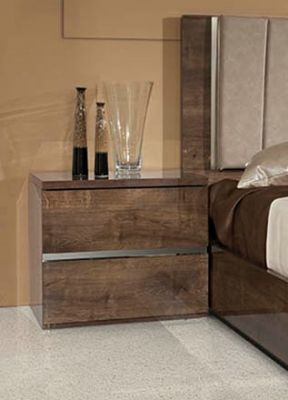 H2O Design Eva Oak Night Table