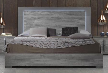 Tuttomobili Evelyn Bed With LED Light
