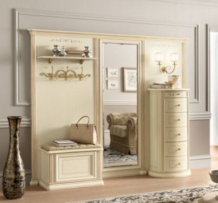 Camel Group Siena Ivory Chest Bench