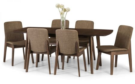 Julian Bowen Kensington Extending Dining Table
