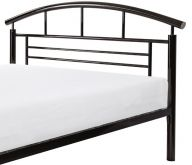Jupiter Black Nickel Headboard