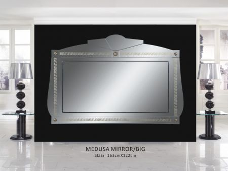 Medusa Large Wall Mirror