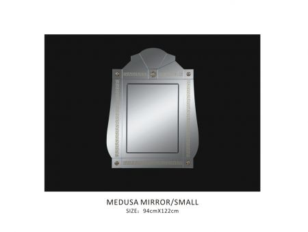 Medusa Small Wall Mirror