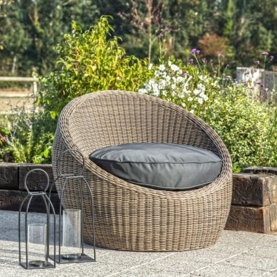Hudson Living Melbourne Outdoor Chair