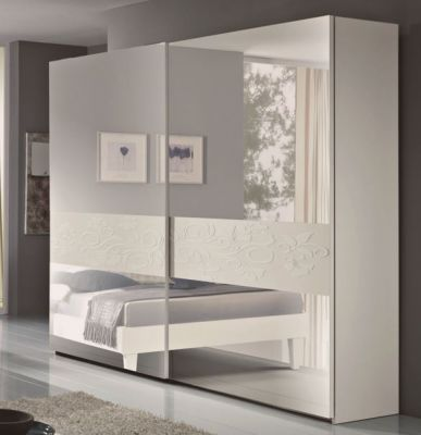 Euro Design Artemide Sliding Wardrobe With Mirror