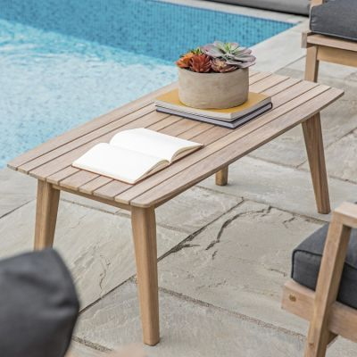 Hudson Living Montril Outdoor Coffee Table