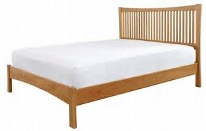 Noble Pacific Oak Bed Frame