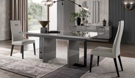 ALF ITALIA NOVECENTO  EXTENDING DINING TABLE -210