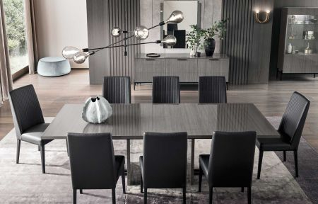 ALF ITALIA NOVECENTO  EXTENDING DINING TABLE -250