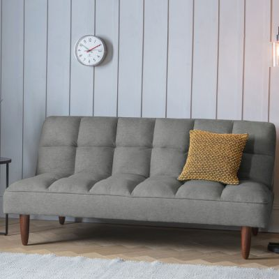 Hudson Living Oslo Sofabed Frost Grey