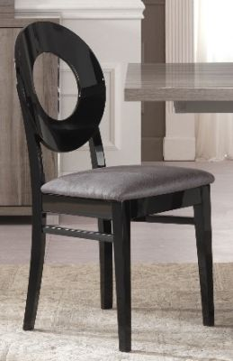San Martino Glamour Oval Wooden Chair