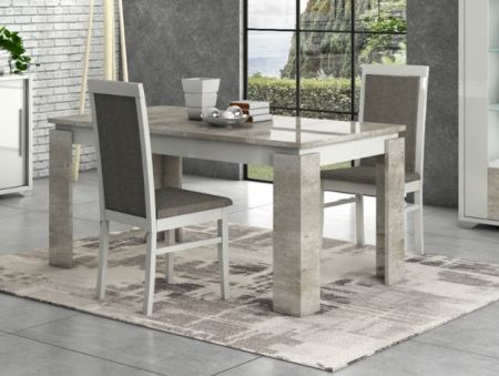 San Martino Palladio Rectangular wooden Dining table with extension