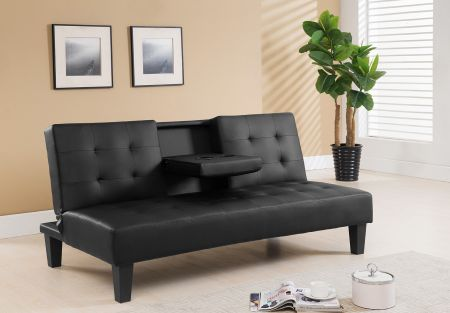 Premier Sofa Bed With Cup Holder