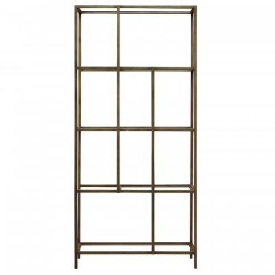 Hudson Living Rothbury Display Unit Bronze