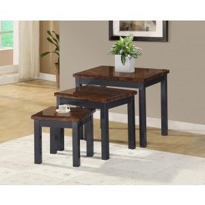 Rumy Nest Of Tables (set of 3)