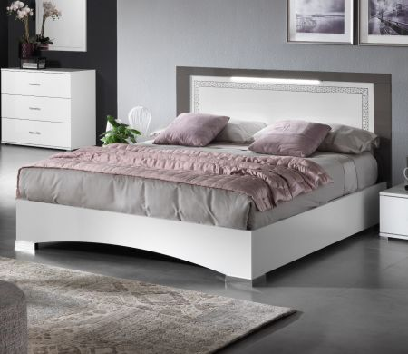 San Martino Safira Bed with LED Lights