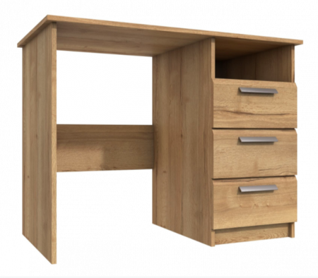 Premium British Collection Watkins 3 Drawer Dressing Table