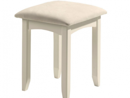 Julian Bowen Cameo Dressing Table Stool